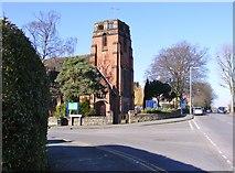 SO9097 : Beckminster Church View by Gordon Griffiths