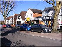 SO9097 : Birches Barn Road Shops by Gordon Griffiths