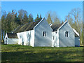 ST1177 : St Teilo's Church, St Fagans National History Museum by Robin Drayton