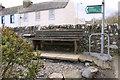 NX4746 : Outdoor Seat, Garlieston by Billy McCrorie