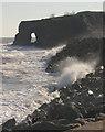 SX9777 : Langstone Rock by Derek Harper