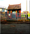 SJ3250 : Maesgwyn Waste Water Pumping Station, Wrexham by Jaggery