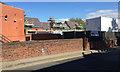 SP3165 : Redevelopment of Bath Place Community Centre, Royal Leamington Spa by Robin Stott