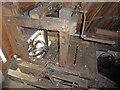 TL4574 : Great Mill, Haddenham - manual winding mechanism by Chris Allen