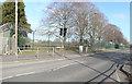 TR1657 : Site of Howe Barracks, Littlebourne Road by John Baker