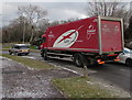 ST3096 : AAH Pharmaceuticals lorry, North Road, Croesyceiliog, Cwmbran by Jaggery