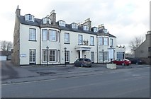 NJ7721 : Kintore Arms Hotel by Stanley Howe