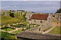 SZ4887 : Chapel of St Nicholas, Carisbrooke Castle by Ian Capper