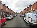 SJ9594 : Green Street by Gerald England