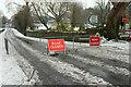 SX9063 : The King's Drive closed by Derek Harper