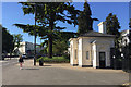 SP3165 : The 'North' Lodge, Jephson Gardens, Parade, Royal Leamington Spa by Robin Stott