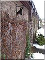 NY9363 : When icicles hang by the wall by Oliver Dixon