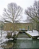 TL4352 : Hauxton Mill in March by John Sutton