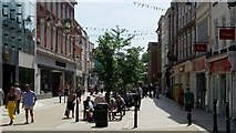 SO8554 : High Street, Worcester by Jonathan Billinger