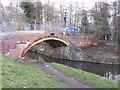 SO8580 : Canal Bridge by Gordon Griffiths