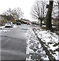 ST2997 : South along Caerwent Road, Croesyceiliog, Cwmbran by Jaggery