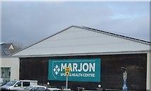 SX4959 : Marjon Sport & Health Centre by N Chadwick