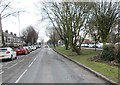 TA0631 : Bricknell  Avenue  toward  city  centre by Martin Dawes