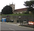 SU1869 : Grade I listed Parish Church of St Mary, Marlborough by Jaggery