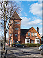 TQ1782 : The Brentham Club, Meadvale Road, Ealing by Julian Osley