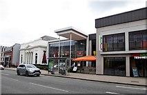 SJ4066 : Chester eateries on Pepper Street by Eirian Evans