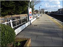 TQ1090 : Northwood Hills station by Marathon