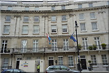 TQ2879 : Embassy of Luxembourg by N Chadwick