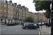 TQ2879 : Wilton Place by N Chadwick