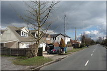 SU8997 : Beech Tree Road, Holmer Green by Des Blenkinsopp