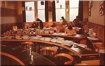 NJ9406 : Council Chamber, Aberdeen University SRC by Richard Sutcliffe