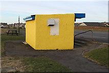 NX1896 : Snack Bar, Ainslie Car Park by Billy McCrorie