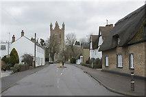 TL4568 : All Saints Cottenham by Malcolm Neal