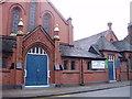 SJ8944 : Fenton Baptist Church, Victoria Street by Eirian Evans