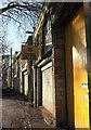 SX9064 : Garages, Magdalene Road, Torquay by Derek Harper