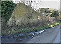 TR0660 : Remains of Crockham Farm Oast, Crockham Lane by John Baker