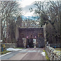 NU2519 : Gateway at Craster by Peter Moore