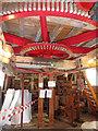 TL4069 : Cattell's Mill, Willingham - great spur wheel by Chris Allen