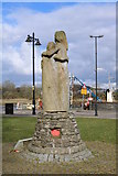 NX6851 : Mother and Child, Kirkcudbright by Billy McCrorie
