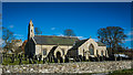 NY9393 : St.Cuthbert's, Elsdon by Peter Moore