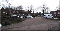 ST3096 : Snowdon Court, Croesyceiliog, Cwmbran by Jaggery