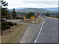 NH8623 : Layby 149 on the Southbound A9 by David Dixon