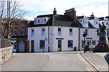 NX6851 : Castle Bank, Kirkcudbright by Billy McCrorie