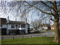 TQ0682 : The Red Lion Inn seen across Royal Lane by Marathon