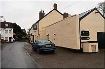 SY0087 : White Hart Inn by N Chadwick