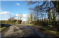 TL1623 : Church Road, King's Walden by Adrian Cable