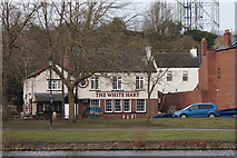 SE5613 : The White Hart Public House by Ian S