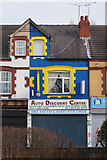 SE5613 : Auto Discount Centre, Station Road, Askern by Ian S