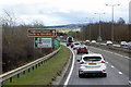 NH6846 : A9 Southbound at Inverness by David Dixon