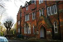 TQ1587 : Harrow School buildings, Grove Hill by Christopher Hilton