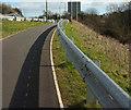 SX8866 : Shared use path by Riviera Way by Derek Harper